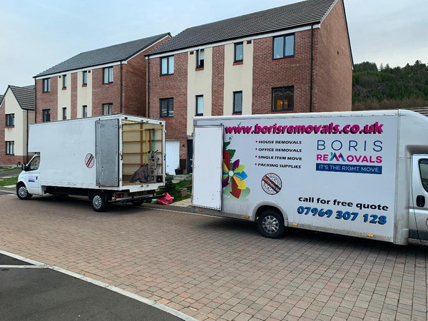house removals Nottingham